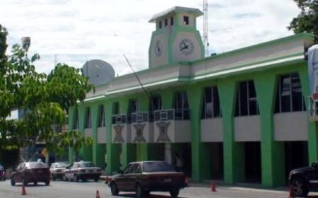 Presidencia municipal de Palenque @ Revista Poderes