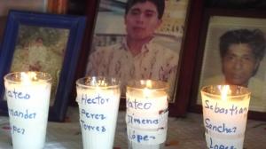 Altar de las víctimas @ SIPAZ