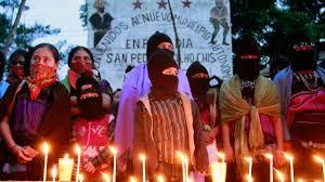 © Koman Ilel, Zapatistas por Ayotzinapa