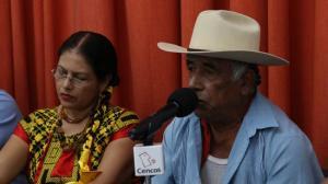 Conferencia de prensa @ Cencos