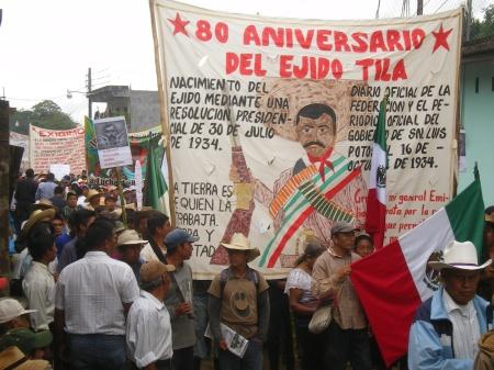 80 aniversario del Ejido Tila @SIPAZ