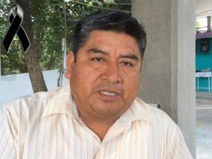 El dirigente de Morena en la Costa, Enrique Quiroz Quiroz, fue asesinado de varios balazos la tarde de ayer a unas horas de que inicie el proceso electoral 2016. El dirigente de Morena en la Costa, Enrique Quiroz Quiroz @ Oaxacamira