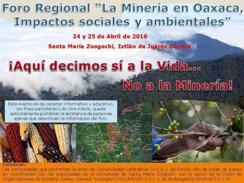 Blog Mineria Oax