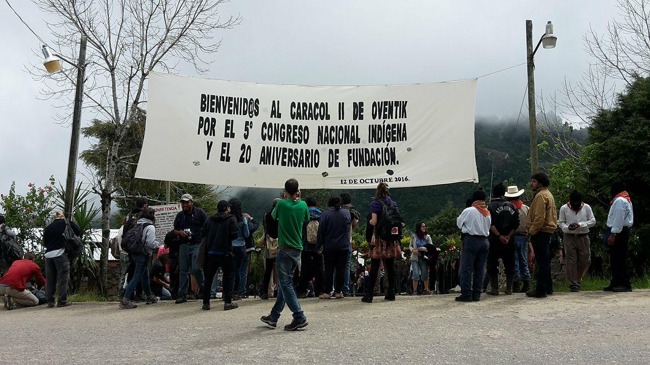 Resultado de imagen para Candidata mujer, indígena. EZLN-CNI